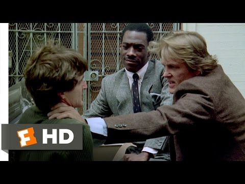 48 Hrs. (2/9) Movie CLIP - Interrogating Luther (1982) HD