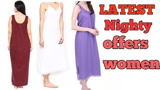 Maxi nighty kaise kharide Online  f071899ea
