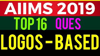 Most important logo based question for AIIMS 2019