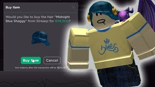 Roblox :: SPENDING 20,000 ROBUX ON MY CHARACTER