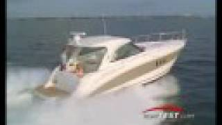 Cruisers Yachts 390 Sports Coupe Performance Test- By BoatTEST.com