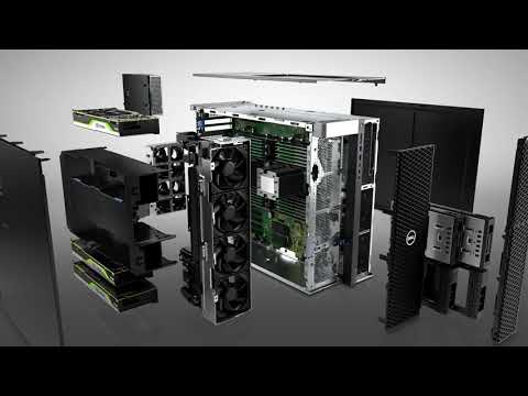 Meet the Precision Fixed Workstations (2020)
