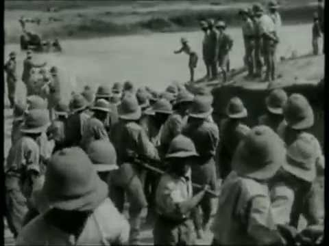 World War I: Middle Eastern Theatre 1/4