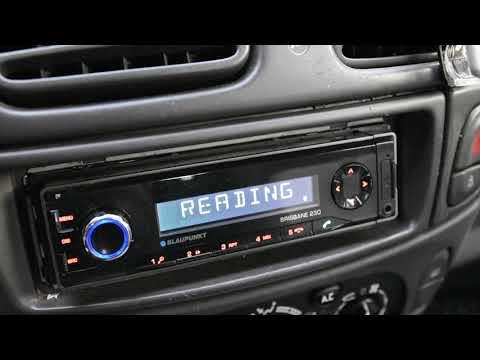 Blaupunkt Brisbane 230 car radio