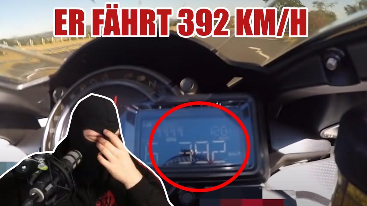 ER FÄHRT 392 KM/H !   Kuhlewu reagiert
