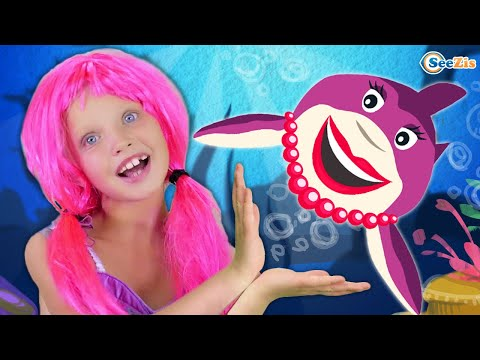 Baby Shark Song Nursery Rhymes for Kids With Baby Songs!