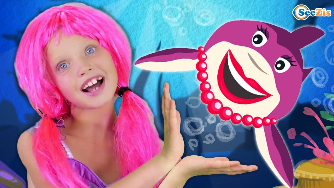 Baby Shark Song Nursery Rhymes for Kids With Baby Songs ...