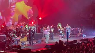 Dave Matthews Band - Ants Marching (jam) - w/ Preservation Hall Jazz Band - 12.15.2018