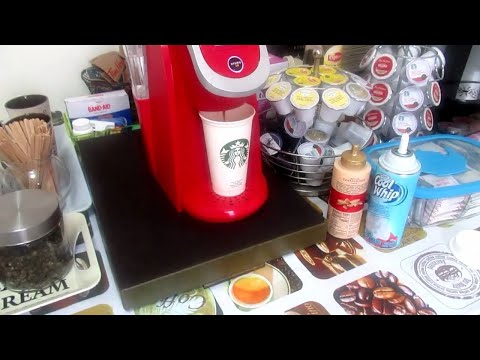 Starbucks DIY drinks white chocolate