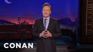 Conan: Cohen Paid Women $130K To Watch Hannity  - CONAN on TBS