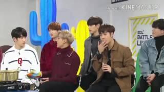 Video Got7 members and Astro's eunwoo fanboying over IOI somi download MP3, 3GP, MP4, WEBM, AVI, FLV November 2017