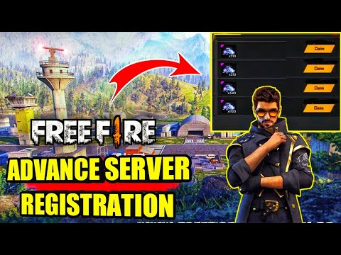 How To Register in Free Fire Advanced Server || Garena Free Fire