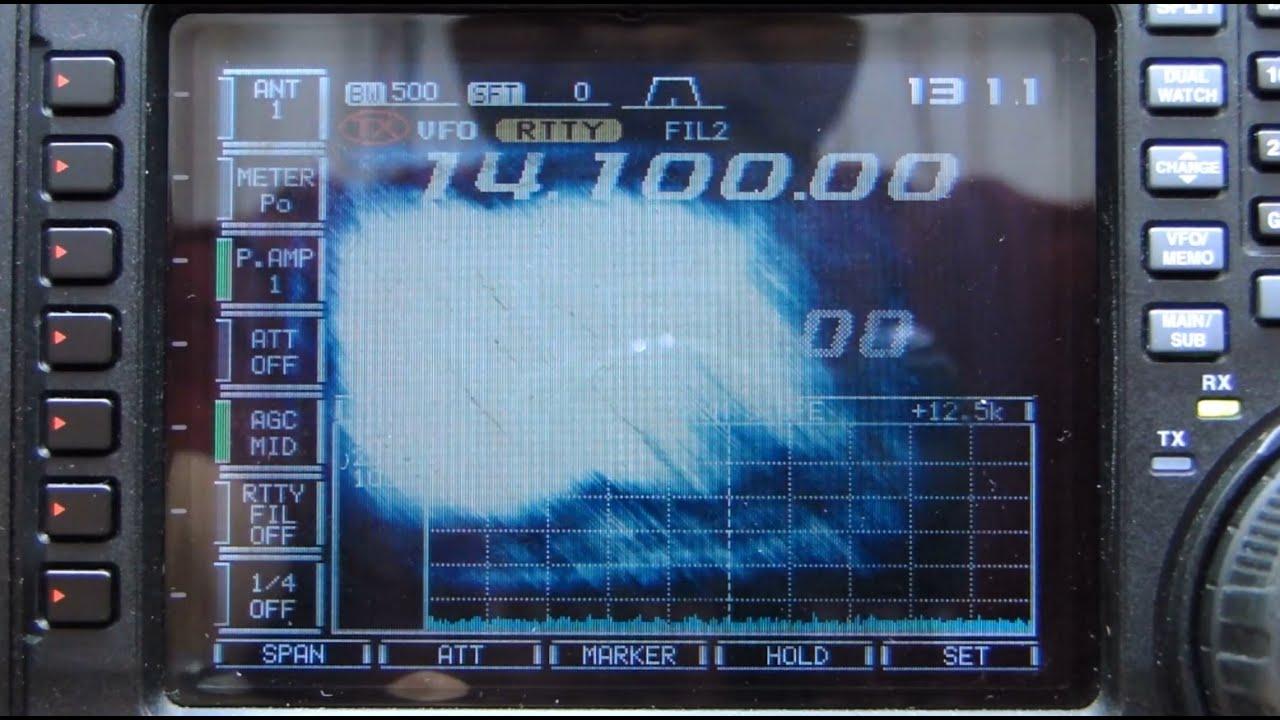 ALPHA TELECOM: ICOM IC-756PROII LCD DANIFICADO POR MARESIA, REVISÃO, LIMPEZA e ALINHAMENTO