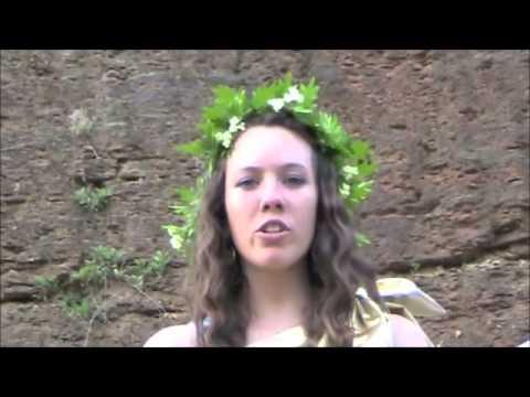 Ancient Greek Olympics Project