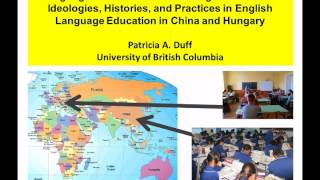"Patricia Duff ""Language Socialization in Multilingual Contexts"""