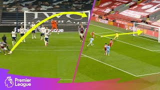 Manuel Lanzini SCREAMER & Diogo Jota Liverpool Winner | Best October Goals