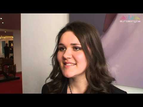 Interview Dina Garipova (Eurovision in Concert - Russia 2013)