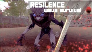 Resilience Wave Survival! ALIEN INVASION!