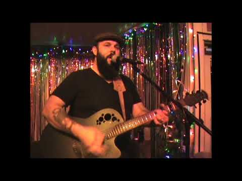 Luke Austin Daugherty at No Cover Songwriters Showcase