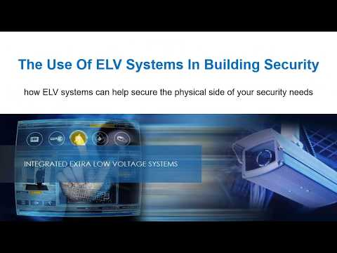 Elv Systems In Building Security Youtube