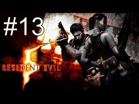 Resident Evil 5 - Прохождение игры на русском - Кооператив [#13] глава 5-3