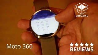 Moto 360 ¿mejor reloj inteligente que el apple watch? Reseña de Smart Watch(Unboxing y reseña del que es a mi parecer el mejor Smart watch del momento. No tengo un Apple watch para compararlo, tardará mucho en llegar a México, ..., 2015-04-30T04:14:00.000Z)