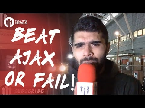 Beat Ajax Or Fail! | Southampton 0-0 Manchester United | LIVE REVIEW FROM ST MARY'S
