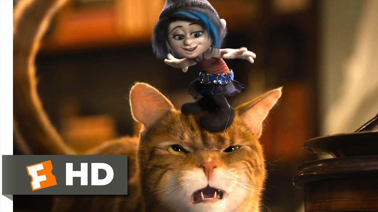 The Smurfs 2 2013 The Naughties Scene 2 10 Movieclips Youtube