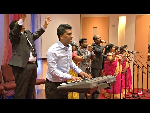 Must see - Live Worship with Ps.John Jebaraj songs from Levi 3
