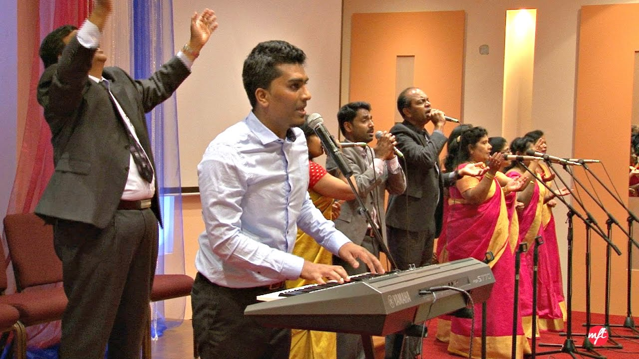 Download Must see - Live Worship with Ps.John Jebaraj songs from Levi 3