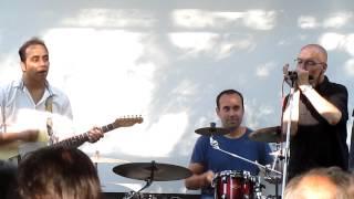 """Working Blues Band 5.8.12 im """"Quirl"""" Berg. Gladbach"""