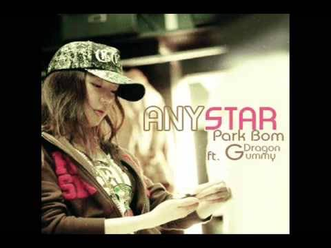 [MP3] Park Bom - Anystar (feat G-Dragon & Gummy)
