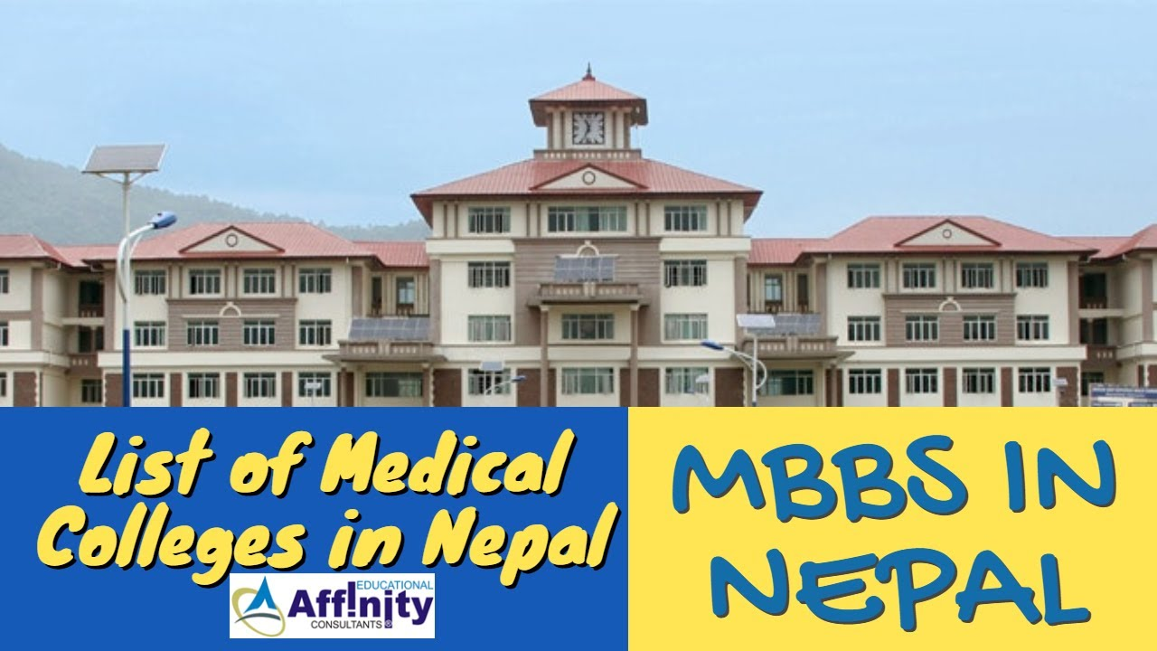 Study MBBS in Nepal in Top Universities for Indian Students