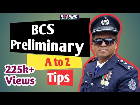 BCS Exclusive Tips by Mominul Hoq || Police Cadre (ASP ...