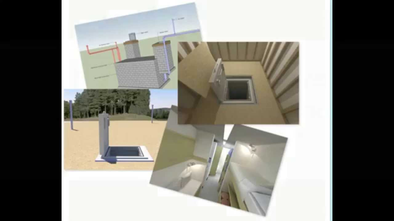 Family Bunker Plans- Build your underground bunker with these plans ...