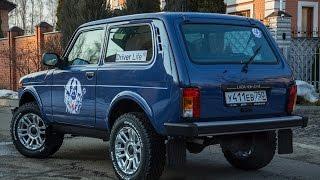 ЛАДА НИВА 4X4   test drive обзор тест драйв  грязь ваз авто