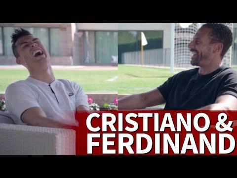 Lo mejor de la charla entre Cristiano Ronaldo y Rio Ferdinand | Diario AS