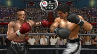 Muhammad Ali vs Floyd Mayweather Jr - Mythical Matchup! Knockout Kings 2003
