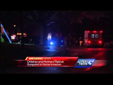 Women, kids held at gunpoint in Baldwin home invasion