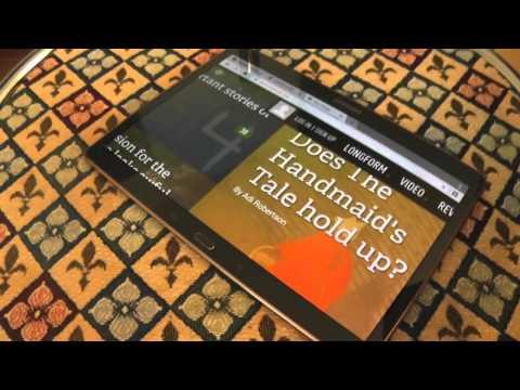 Recensione Samsung Galaxy Tab S 10.5 LTE ita da AppsParadise