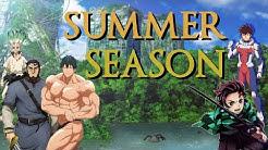 Empfehlung: Anime der Summer-Season