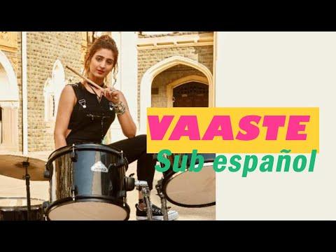 Vaaste (Sub Español) | Dhvani Bhanushali Ft. Nikhil D'Souza | T-Series
