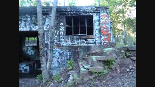Abandoned Oil Storage Facility Bristol Ct