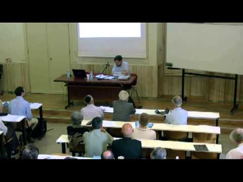 Logic and knowledge - R. Chiaradonna - D. Quarantotto - Conference - Rome - June 2011