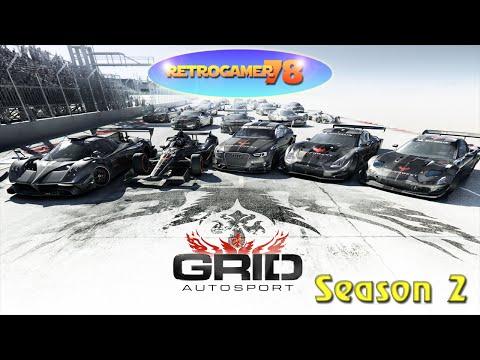 Grid Autosport Season 2
