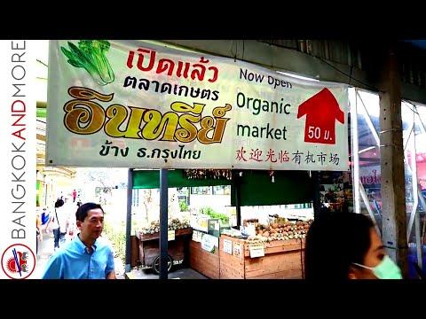 Or Tor Kor Market Bangkok - Organic Food @ The Royal Projekt