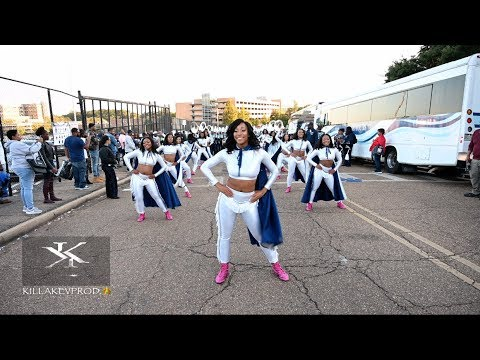 Jackson State University - Marching Out To