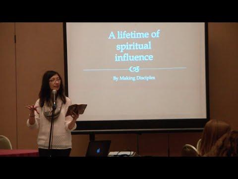 A Lifetime of Spiritual Influence - Ana Schrader