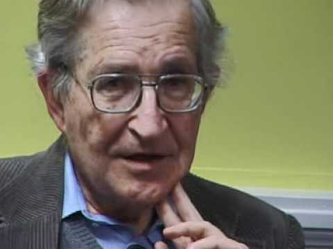Noam Chomsky on War on Terror