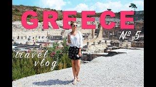 VLOG: часть 5 / Греция Родос Филеримос Камирос/ Greece Rhodes Filerimos Kamiros